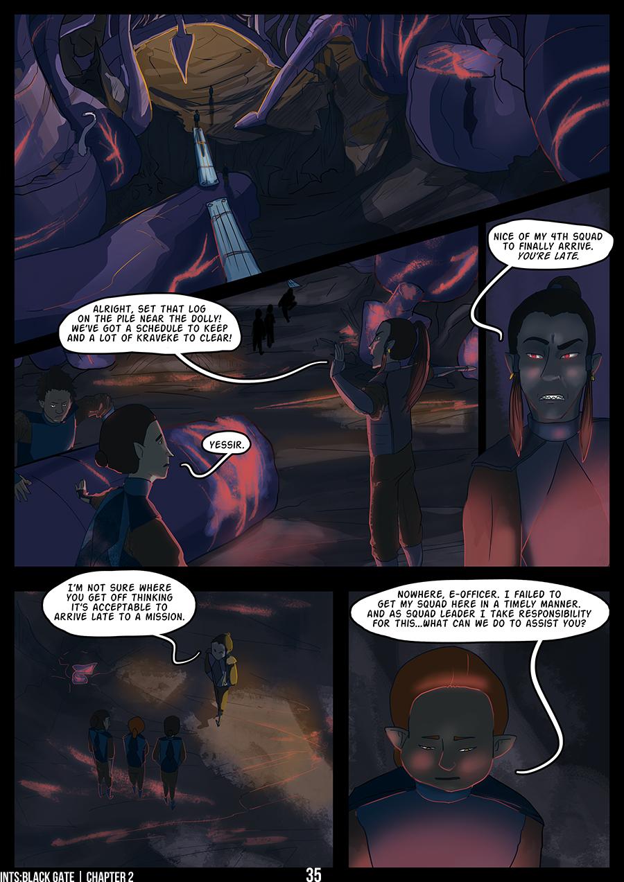 Best Laid Plans: Page 35