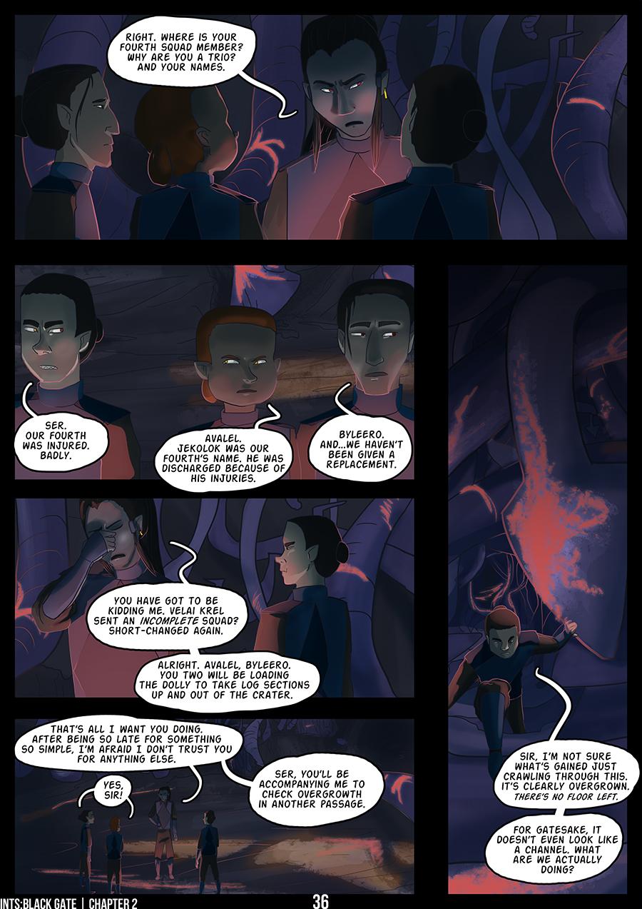 Best Laid Plans: Page 36