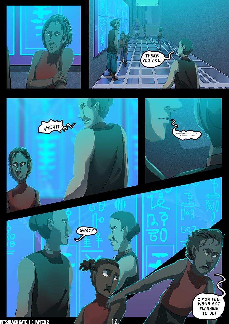 Best Laid Plans: Page 12