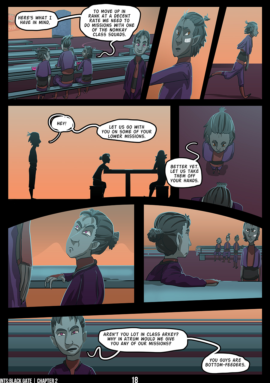 Best Laid Plans: Page 18